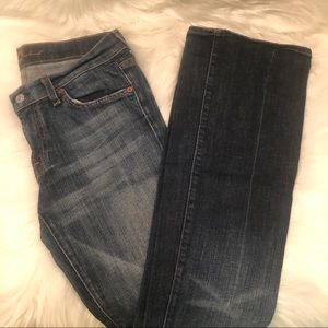 💥 3/$25 7 For All Mankind Bootcut Flare Jeans 28